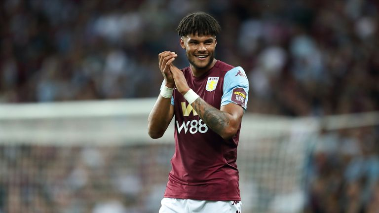Tyrone Mings is England's top-ranked defender on Sky Sports' Power Rankings
