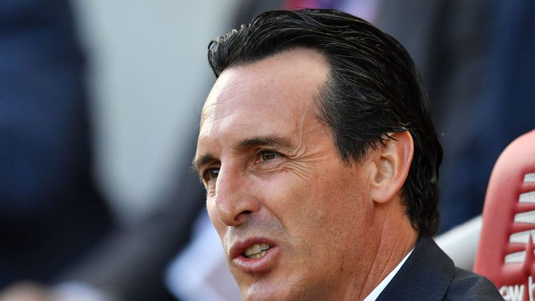 Arsenal head coach Unai Emery will be looking to win the competition for a fourth time