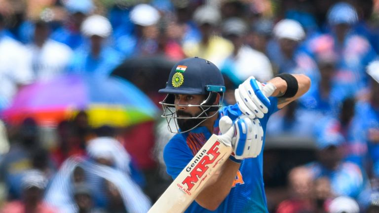 Virat Kohli leads India to T20 win over South Africa