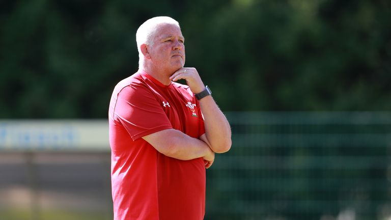 Wales head coach Warren Gatland says the depth of his squad gives him confidence ahead of the World Cup
