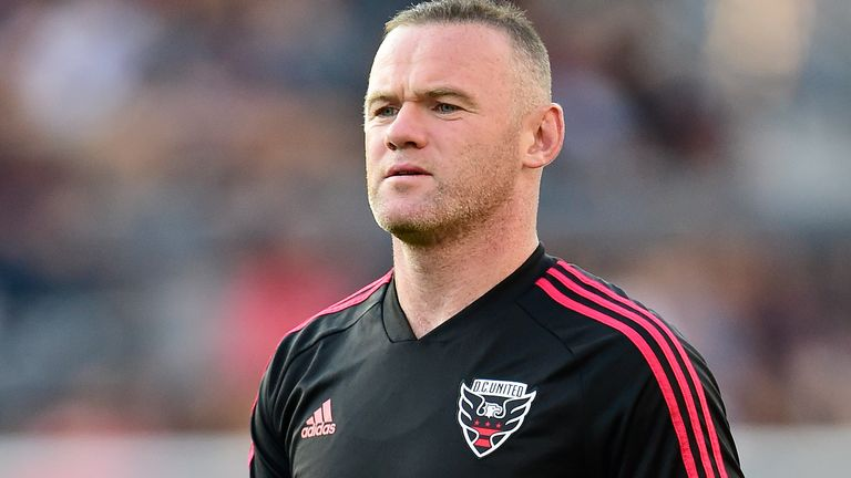 Wayne Rooney DC United