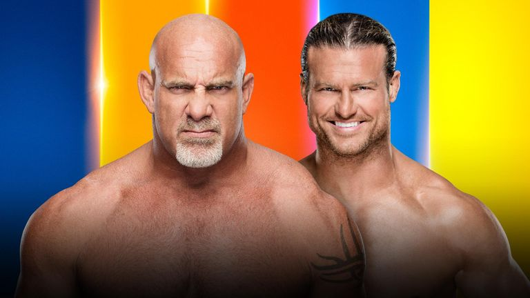 Dolph Ziggler claims that he will end Goldberg's career at SummerSlam