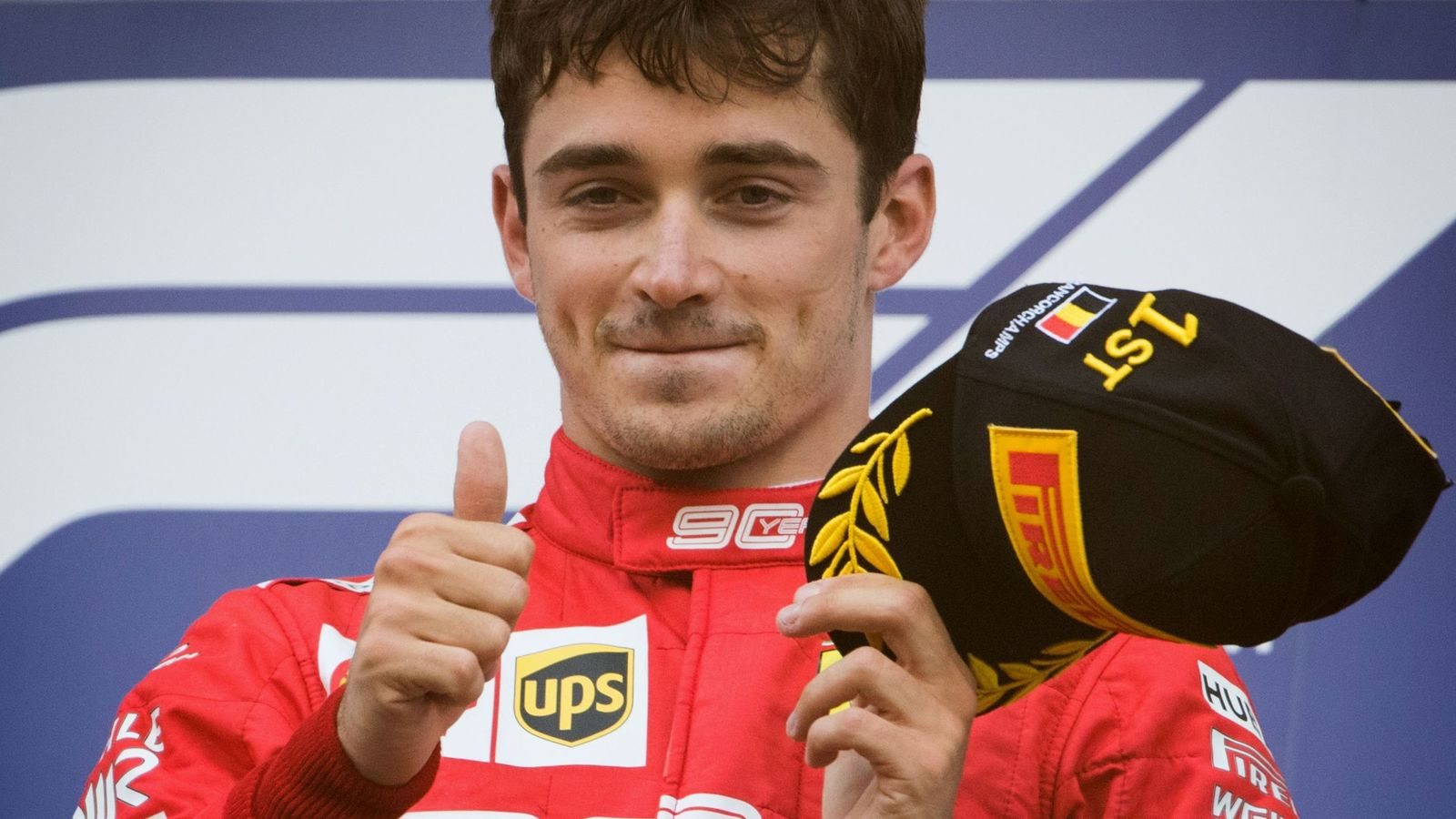 Charles Leclerc vence a sus rivales de F1 y Jenson Button para ganar el GP Virtual 6
