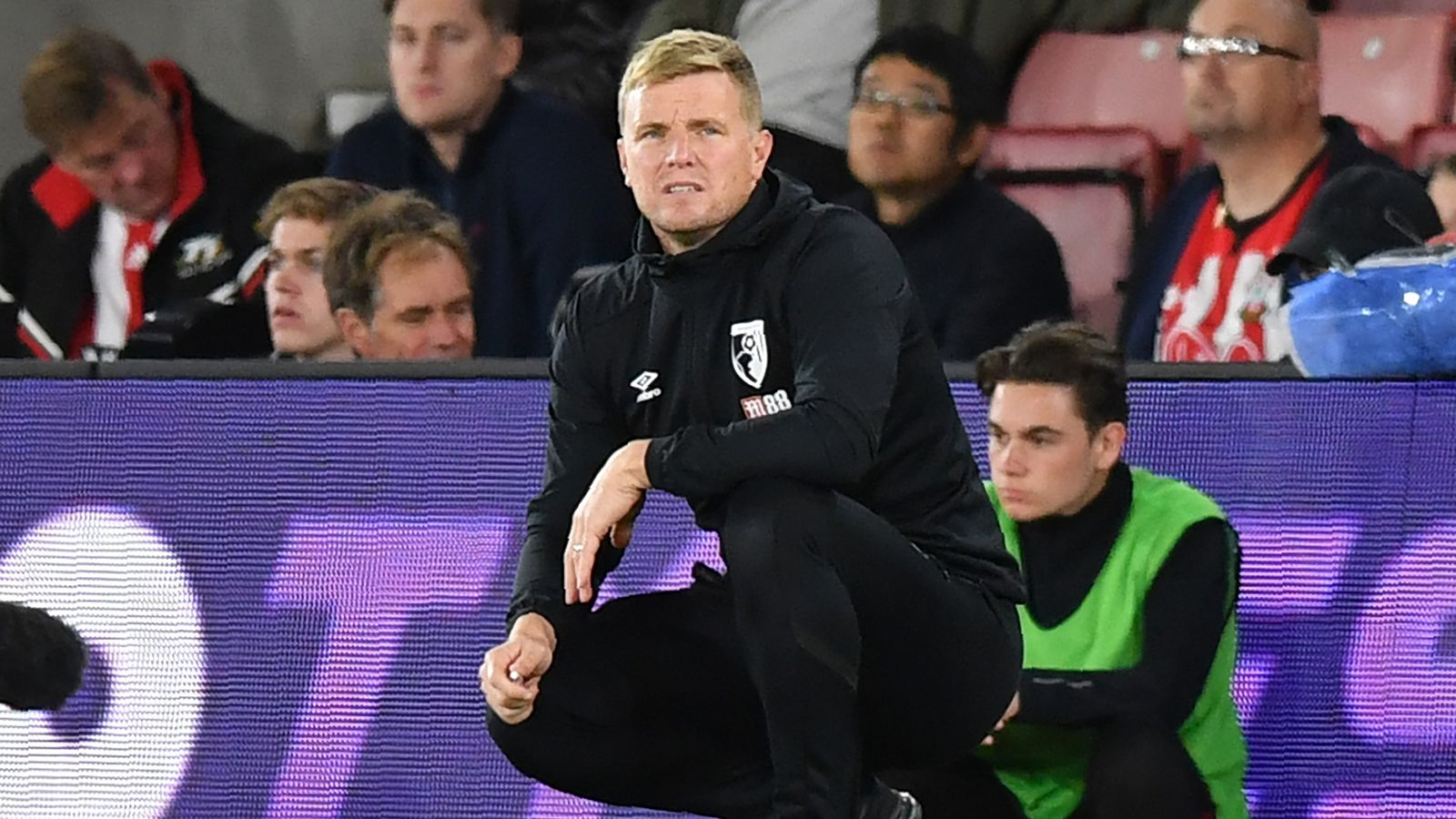 Howe hails 'historic' Bournemouth win
