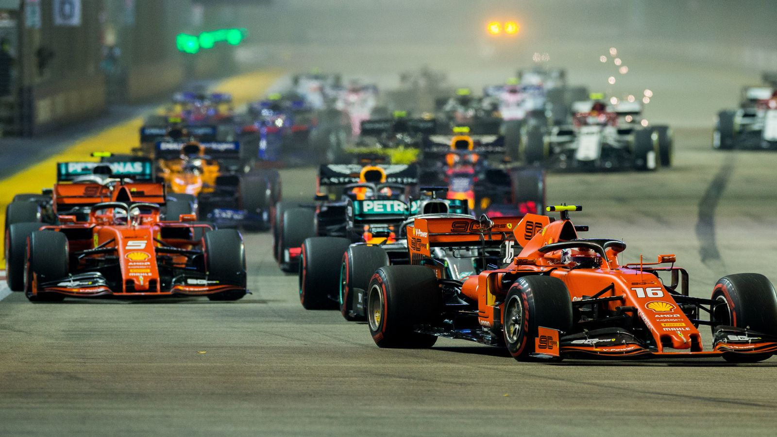 F1 looking at format 'experiments' in 2020, says Ross ...