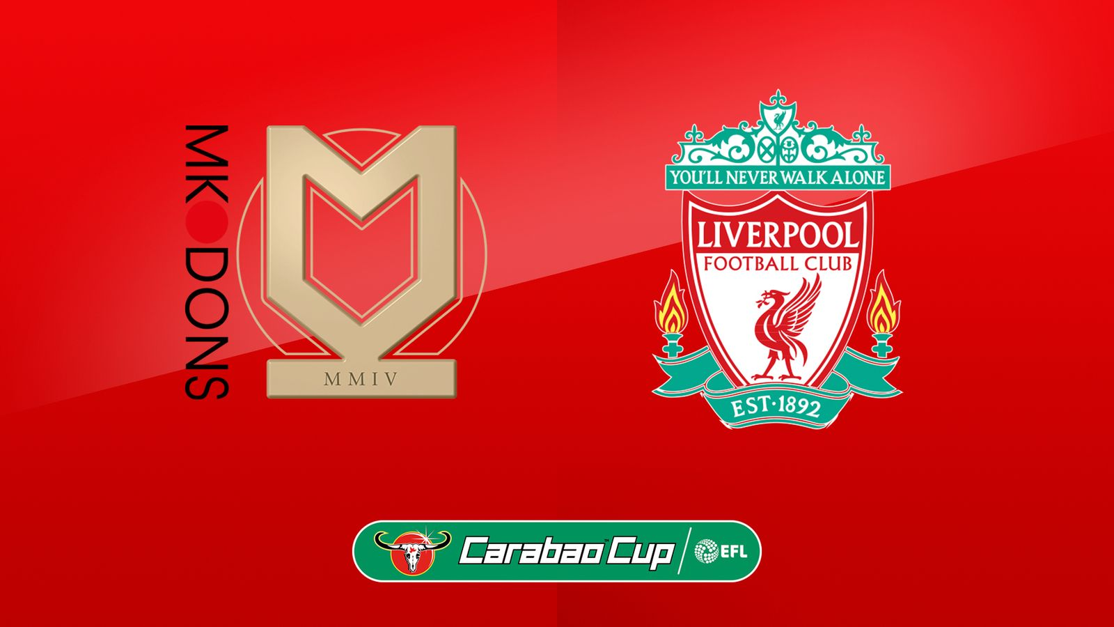Match Preview - MK Dons vs Liverpool | 25 Sep 2019