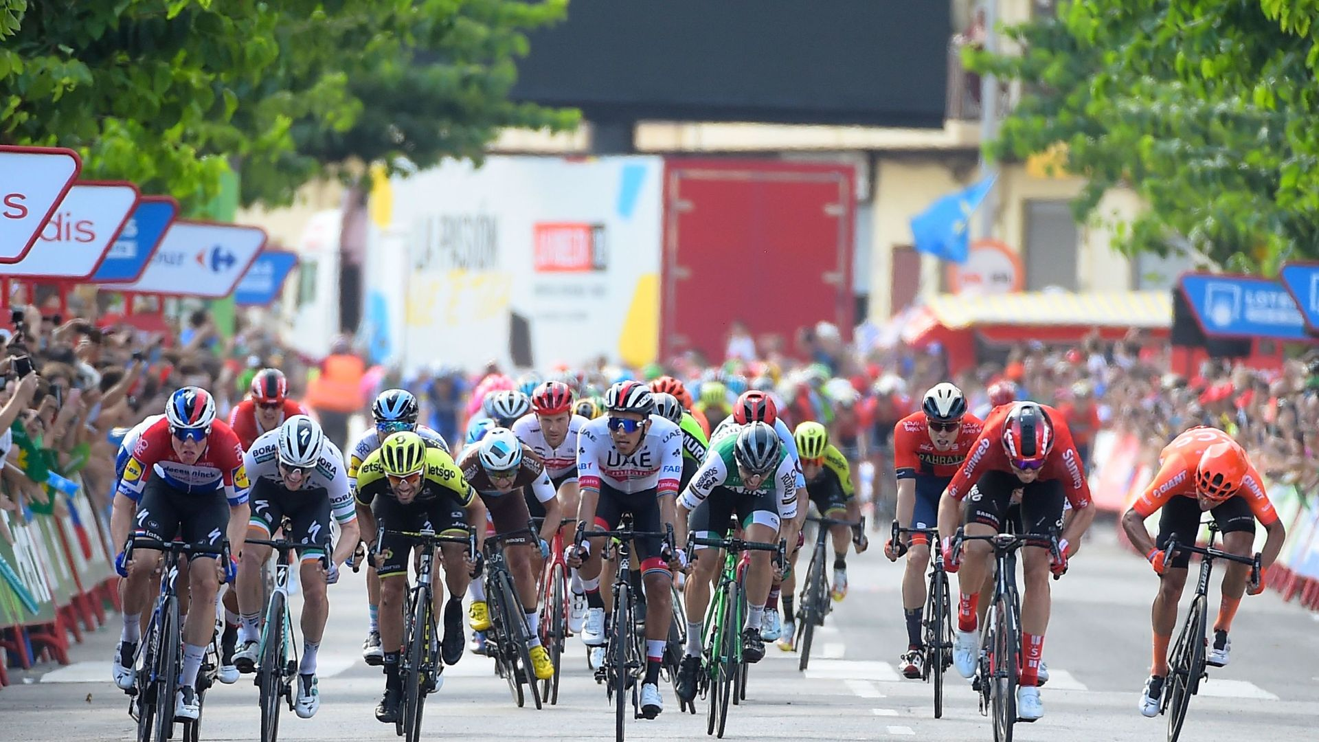 Vuelta cancels stages in Portugal