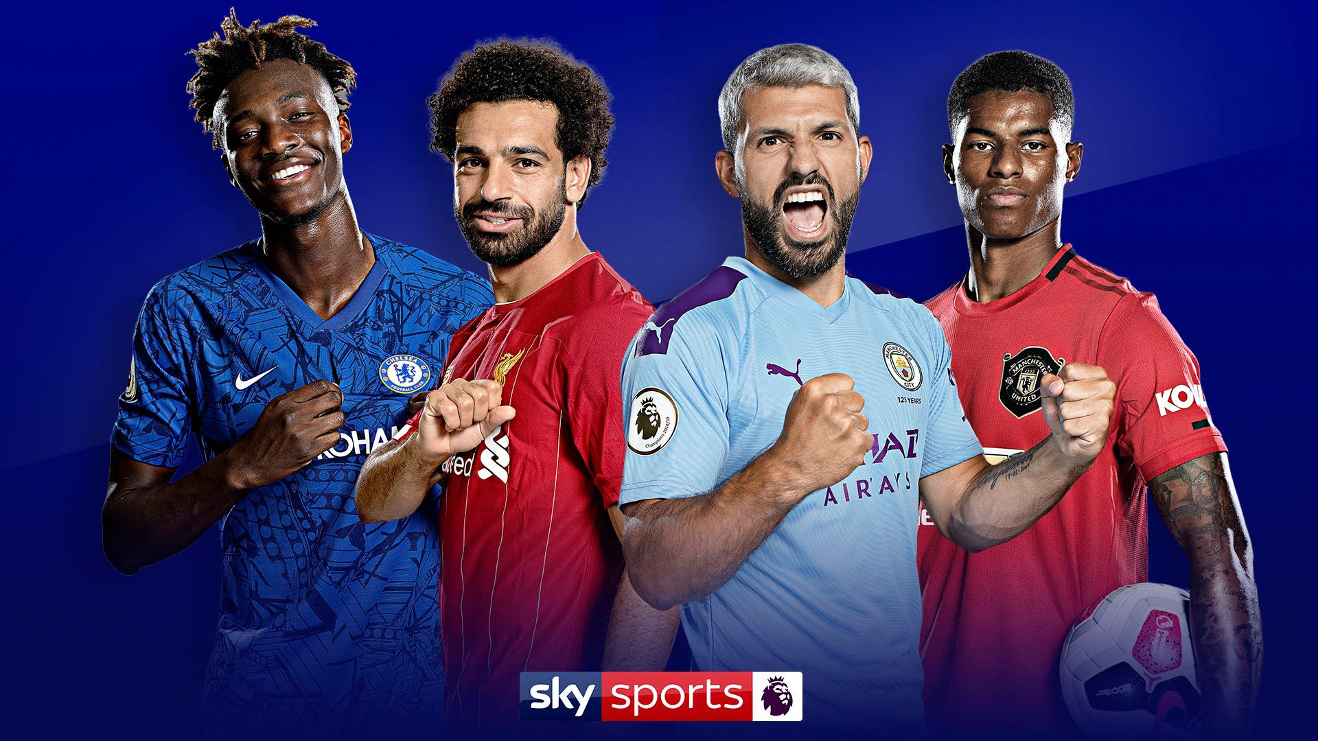 Sky to show 64 live PL games - 25 free-to-air