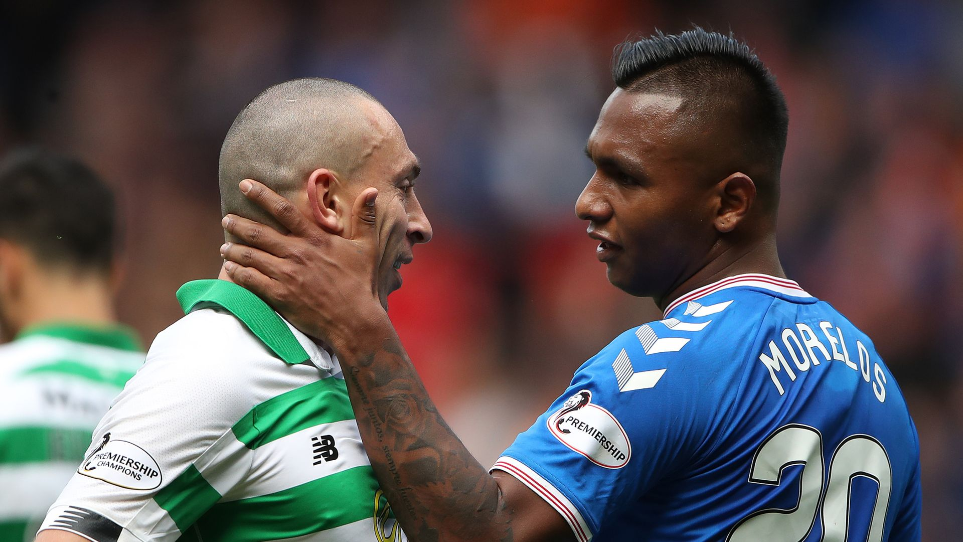 Watch the Old Firm derby live on Sky Sports