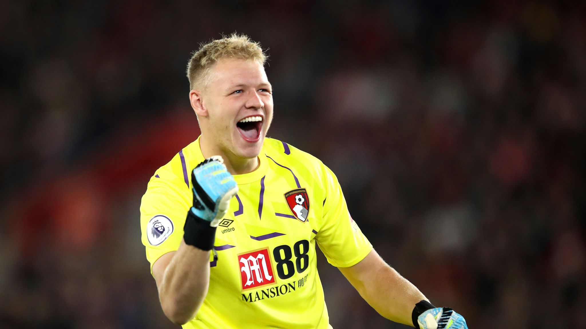 Bournemouth goalkeeper Aaron Ramsdale signs new-long term contract ...