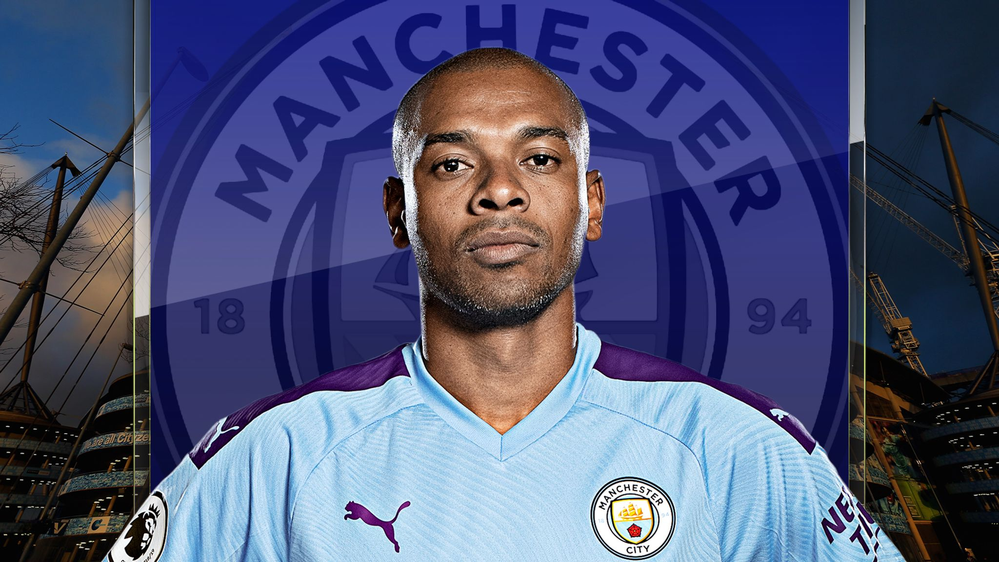 Fernandinho suggests he can fill the void in Manchester City's defence    Football News