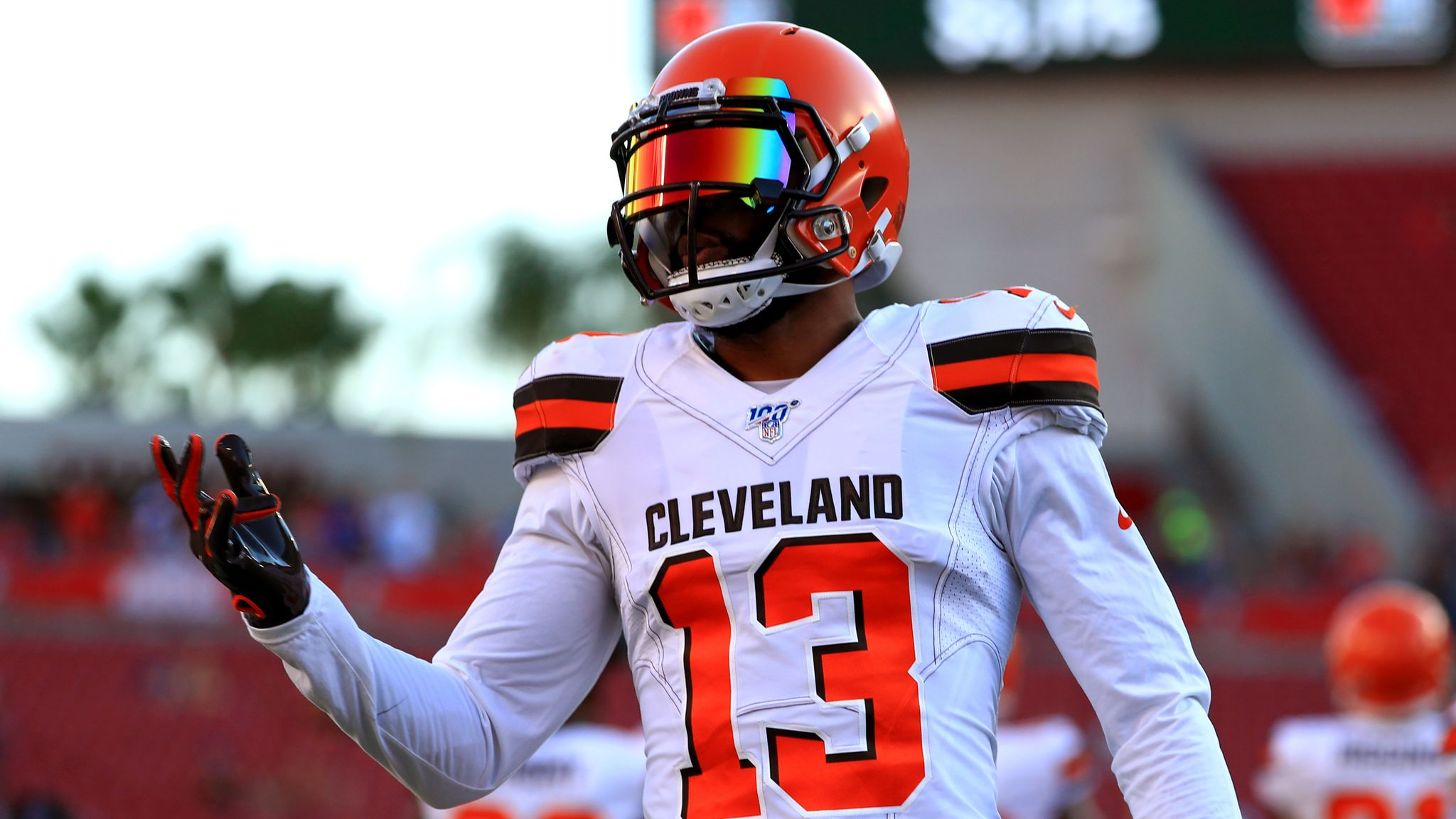 Cleveland Browns Welcome Tennessee Titans For Opener Nfl