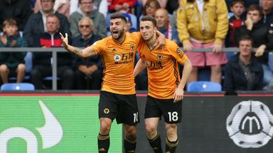 fifa live scores - Wolves leave forward Diogo Jota at home due to toe injury