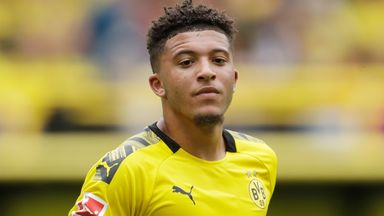 fifa live scores - Jadon Sancho dropped and fined by Borussia Dortmund