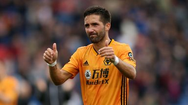 fifa live scores - Joao Moutinho: Wolves midfielder targets playing five further years