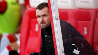 fifa live scores - Nathan Jones interview: Stoke boss discusses the 'pressure' of his difficult time in charge