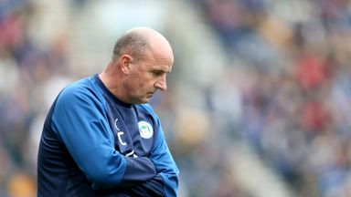 Wigan boss defiant after catastrophic week