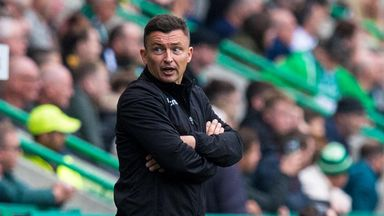 fifa live scores - Hibernian boss Paul Heckingbottom charged by SFA for Celtic incident