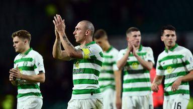 Celtic captain Scott Brown has spoken out against the rising abuse of footballers on social media