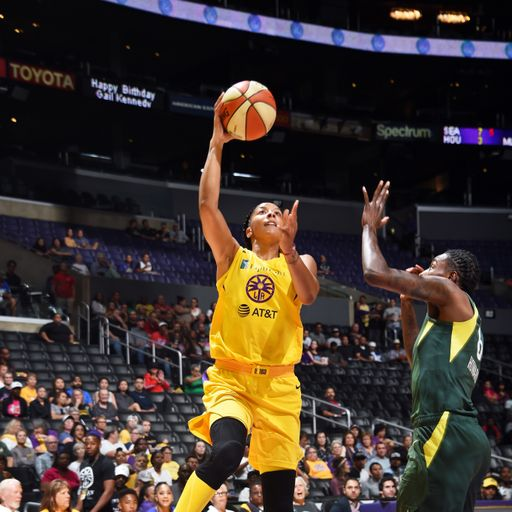WNBA playoff picture