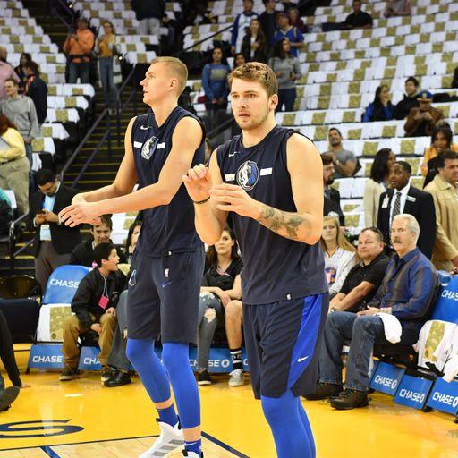 Kristaps Porzingis plans to play in Dallas Mavericks' preseason games | NBA News |