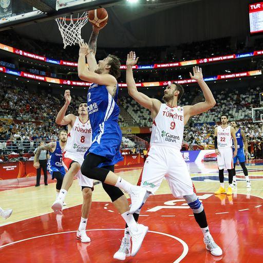FIBA World Cup day six round-up