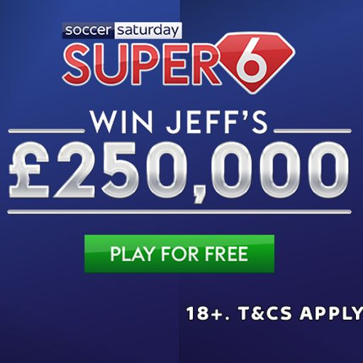 ANOTHER Super 6 Winner