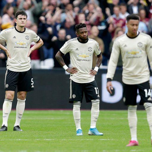 Pundits fear top-six Utd struggle