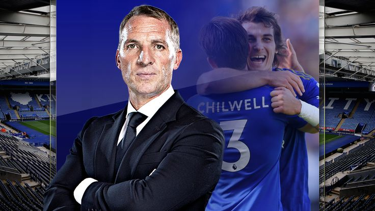 Brendan Rodgers is doing an impressive job in charge of Leicester City