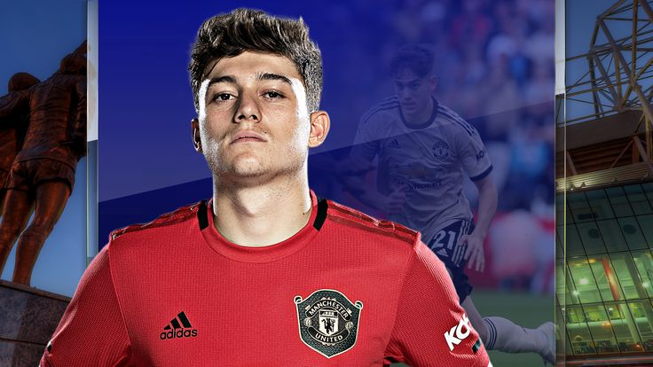 Daniel James has made a positive start to his Manchester United career