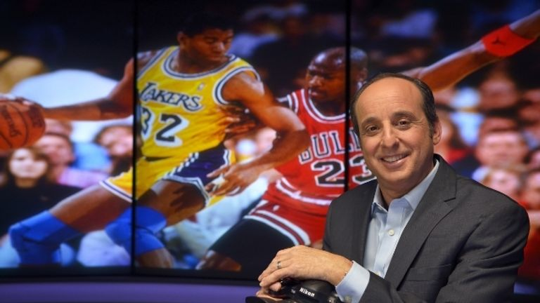 Andrew Bernstein, the man who defined the look of the NBA | NBA News | Sky Sports