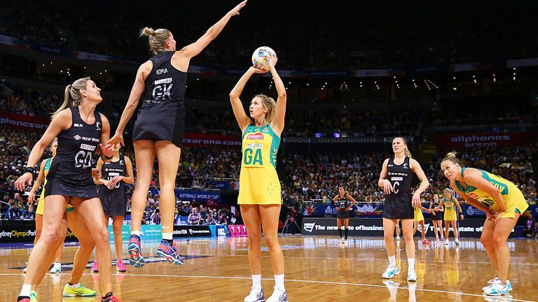 Erin Bell is 'passionate, experienced and a proven winner', according to Thunder's head coach Karen Greig