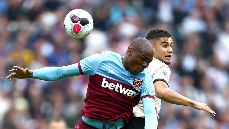 Angelo Ogbonna says the Premier League suspension is overdue