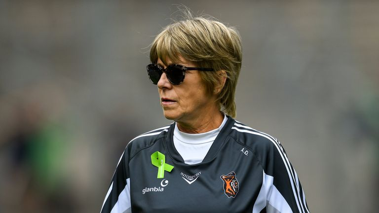 Ann Downey won 12 All-Irelands with Kilkenny as a player