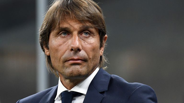 Conte says he's happy with how his side has started the season