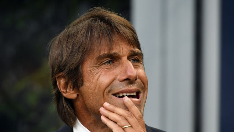 Antonio Conte was not the target of a threatening letter