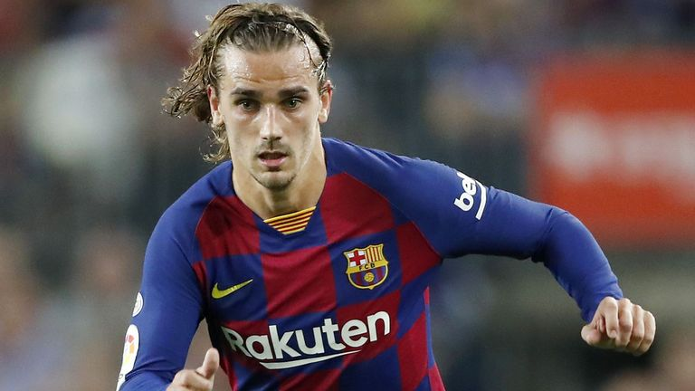 Griezmann's ex-advisor has warned the French star could seek to leave Barca if things do not improve at the Camp Nou