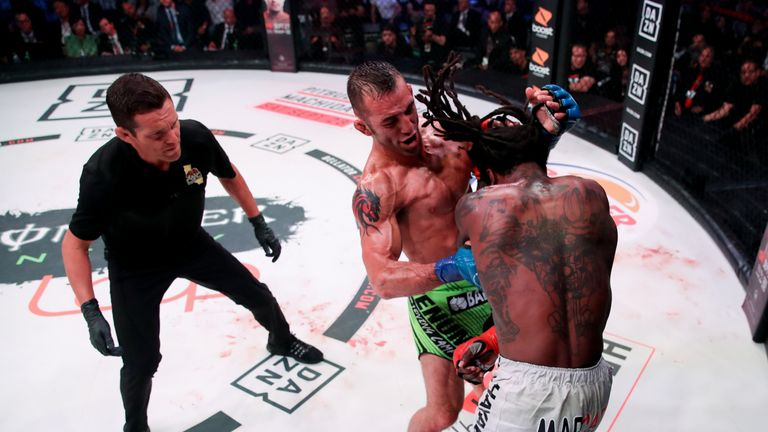 Highlights of all the matches from the Bellator 226 main card