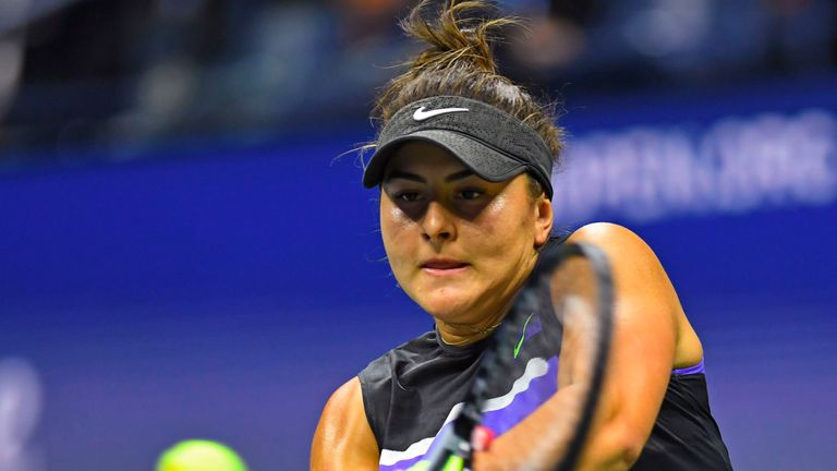 Andreescu will need to take the match to Williams