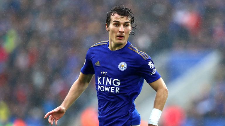 Caglar Soyuncu has been a revelation at centre-back since the sale of Maguire