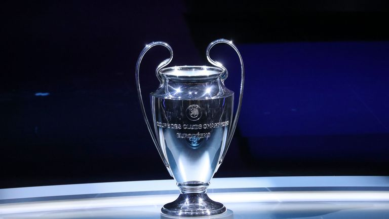 Clubs have been submitting their squads for this season's Champions League