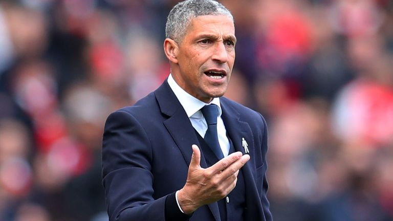 Brighton Chris Hughton