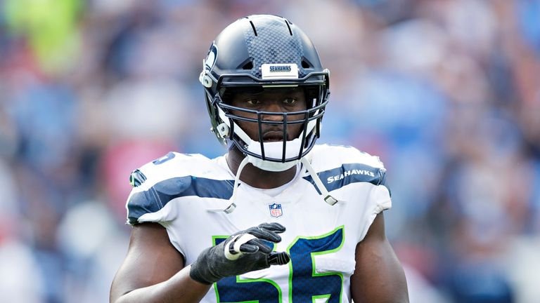 Cliff Avril won Super Bowl XLVIII with the Seattle Seahawks