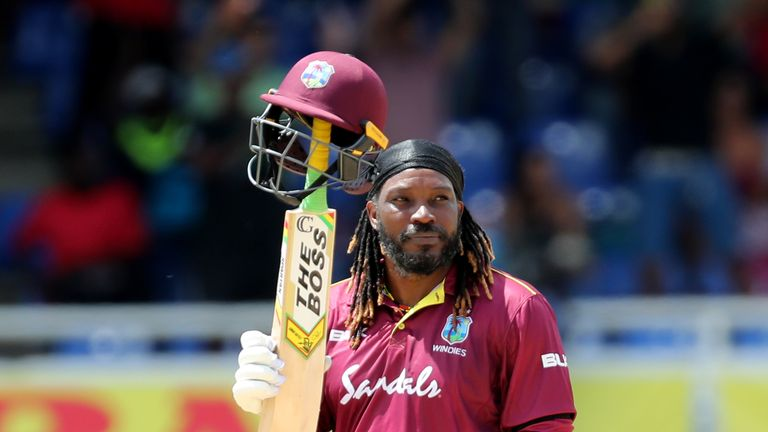 West Indies star Chris Gayle has returned to Jamaica Tallawahs