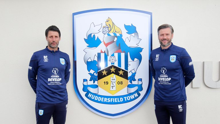 Danny Cowley interview: Taking the Huddersfield job, leaving Lincoln and Championship Manager