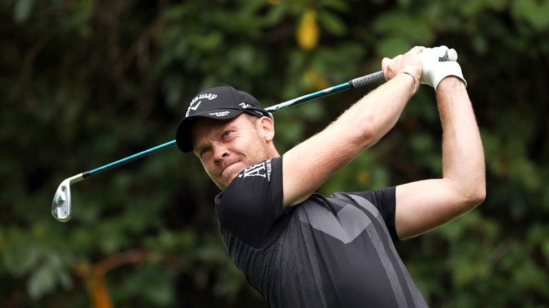 Willett claimed a three-shot victory at the BMW PGA