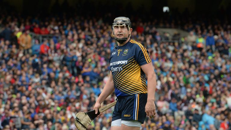 Darren Gleeson retired from intercounty action in 2017