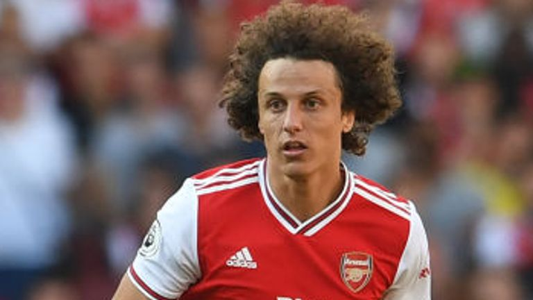 David Luiz was criticised for his performance against Liverpool
