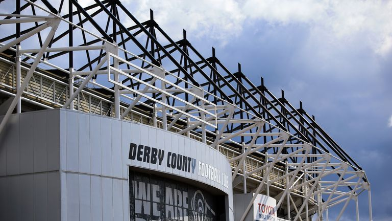 Derby charged by EFL for breaching Profitability and Sustainability rules