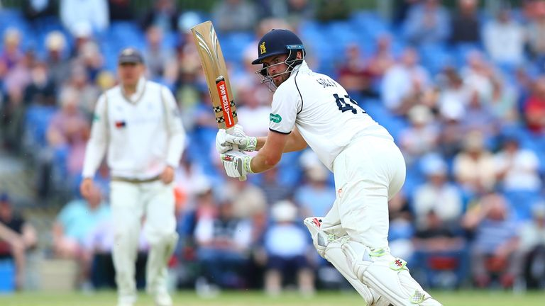 England Test hopeful Dom Sibley 'difficult to look past' after fine season, says Ashley Giles